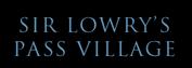 Sir Lowry's Pass Village Estate