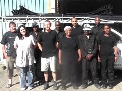 Cape Town Staff