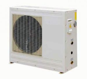 Hi Temp Geyser heatpump