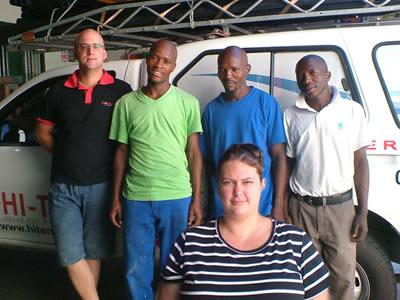 Gauteng Staff