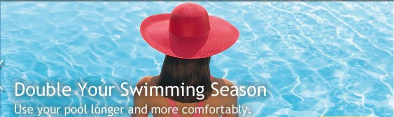 double your swimming season