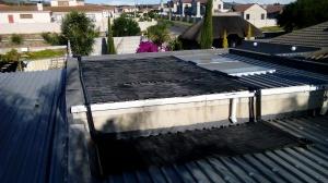 Double Density Solar Pool Panels